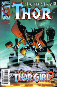 Cover Thumbnail for Thor (Marvel, 1998 series) #33