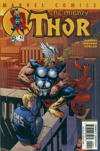 Cover Thumbnail for Thor (Marvel, 1998 series) #42 (544)