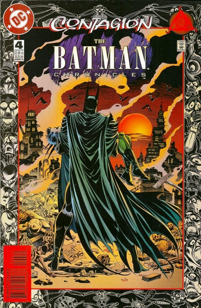 Cover for The Batman Chronicles (DC, 1995 series) #4
