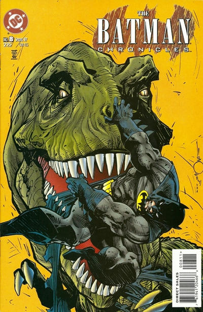 Cover for The Batman Chronicles (1995 series) #8