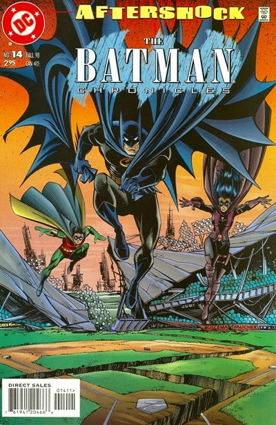 Cover for The Batman Chronicles (1995 series) #14