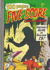 Cover for Five-Score Comic Monthly (K. G. Murray, 1958 series) #15