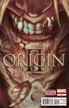 Cover for Origin II (Marvel, 2014 series) #2