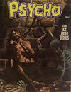 Cover for Psycho (Yaffa / Page, 1976 series) #[nn]