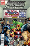 Cover Thumbnail for Avengers Assemble (2012 series) #1 [Heroescon Variant Cover]