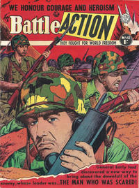 Cover Thumbnail for Battle Action (Horwitz, 1954 ? series) #41