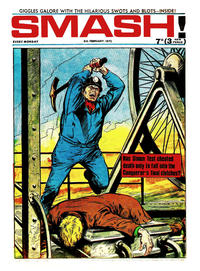 Cover Thumbnail for Smash! (IPC, 1966 series) #249