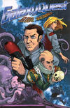 Cover for Galaxy Quest: Global Warning TPB (IDW, 2009 series) #[nn]