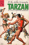 Cover for Tarzan (Editrice Cenisio, 1968 series) #9
