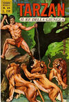 Cover for Tarzan (Editrice Cenisio, 1968 series) #24