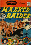 Cover Thumbnail for Masked Raider (1959 series) #4 [GallenKamp's]