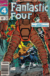 Cover Thumbnail for Fantastic Four (1961 series) #359 [Australian Newsstand Edition]