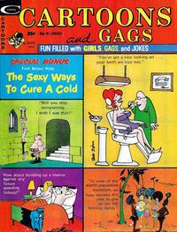 Cover Thumbnail for Cartoons and Gags (Marvel, 1959 series) #v19#2