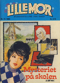 Cover Thumbnail for Lillemor (Se-Bladene, 1969 series) #15/1980
