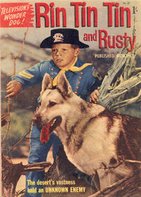 Cover Thumbnail for Rin Tin Tin (Magazine Management, 1958 series) #20