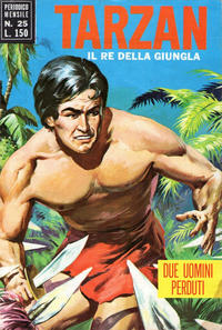 Cover Thumbnail for Tarzan (Editrice Cenisio, 1968 series) #25