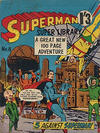 Cover for Superman Super Library (K. G. Murray, 1964 series) #8