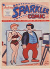 Cover for Sparkler Comic Book Series (Donald F. Peters, 1948 series) #10