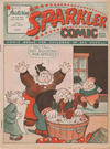Cover for Sparkler Comic Book Series (Donald F. Peters, 1948 series) #16