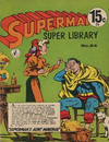 Cover for Superman Super Library (K. G. Murray, 1964 series) #24