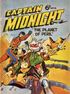 Cover for Captain Midnight (L. Miller & Son, 1962 series) #12