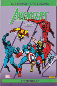 Cover Thumbnail for Avengers : L'intégrale (Panini France, 2006 series) #7