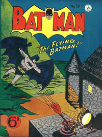Cover Thumbnail for Batman (K. G. Murray, 1950 series) #52