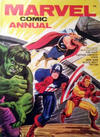 Cover for Marvel Comic Annual (World Distributors, 1970 series) #1971