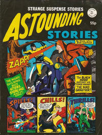 Cover Thumbnail for Astounding Stories (Alan Class, 1966 series) #191