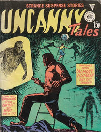 Cover Thumbnail for Uncanny Tales (Alan Class, 1963 series) #127