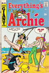 Cover for Everything's Archie (Archie, 1969 series) #22