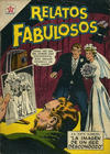 Cover for Relatos Fabulosos (Editorial Novaro, 1959 series) #3