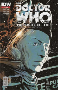 Cover Thumbnail for Doctor Who: Prisoners of Time (IDW, 2013 series) #1 [2nd Printing]