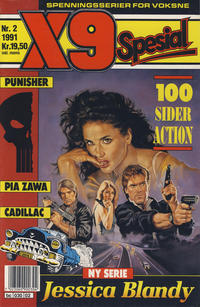 Cover Thumbnail for X9 Spesial (Semic, 1990 series) #2/1991