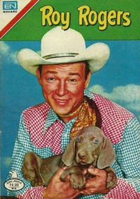 Cover Thumbnail for Roy Rogers (Editorial Novaro, 1952 series) #425