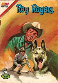 Cover Thumbnail for Roy Rogers (Editorial Novaro, 1952 series) #475