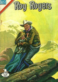 Cover Thumbnail for Roy Rogers (Editorial Novaro, 1952 series) #418