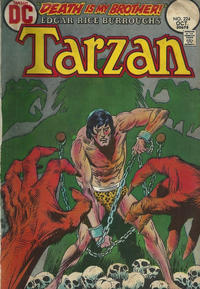 Cover Thumbnail for Tarzan (DC, 1972 series) #224 [National Bookstore Variant]