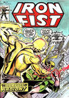 Cover for Iron Fist (Yaffa / Page, 1978 series) #3