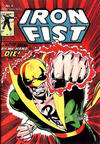 Cover for Iron Fist (Yaffa / Page, 1978 series) #4