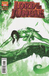 "Cover for Lord of the Jungle (Dynamite Entertainment, 2012 series) #3 [""Jungle Green"" Retailer Incentive Cover]"