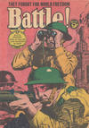Cover for Battle! (Horwitz, 1954 ? series) #28