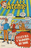 Cover for Archie (Semic, 1982 series) #5/1982