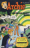 Cover for Archie (Semic, 1982 series) #1/1984