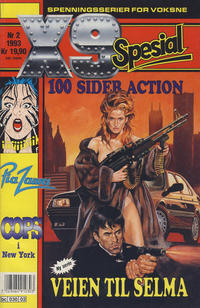 Cover Thumbnail for X9 Spesial (Semic, 1990 series) #2/1993