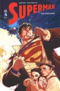 Cover Thumbnail for Superman - Les Origines (Urban Comics, 2013 series)