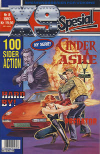 Cover Thumbnail for X9 Spesial (Semic, 1990 series) #8/1993