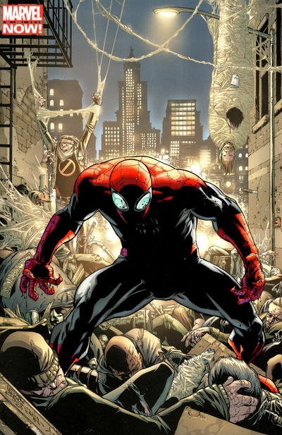 Cover for Spider-Man (Panini France, 2013 series) #1