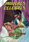 Cover for Mujeres Célebres (Editorial Novaro, 1961 series) #41