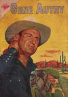 Cover for Gene Autry (Editorial Novaro, 1954 series) #108